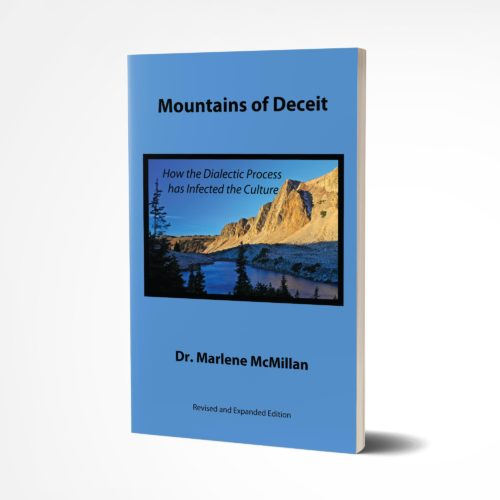 Mountains of Deceit - Old Cover